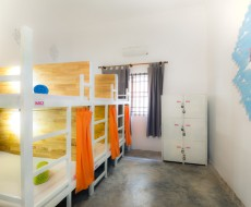 6-bed in Mixed Dormitory Room
